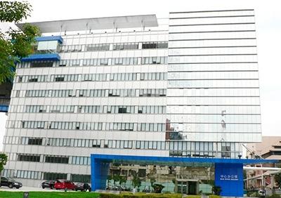 上海电站辅机厂办公大楼-VRV系统工程