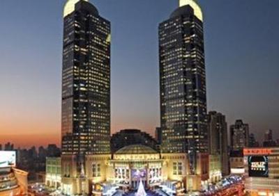 上海徐家汇港汇广场-水系统工程