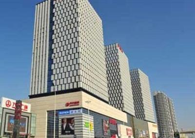 天津河东万达广场-风系统工程