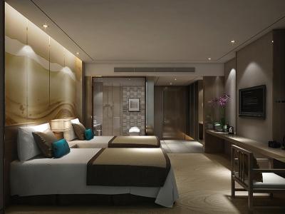 鸿海大厦精品酒店项目